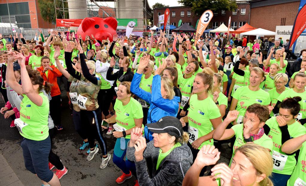 Ergebnisse - 3. Siegener Womens Run