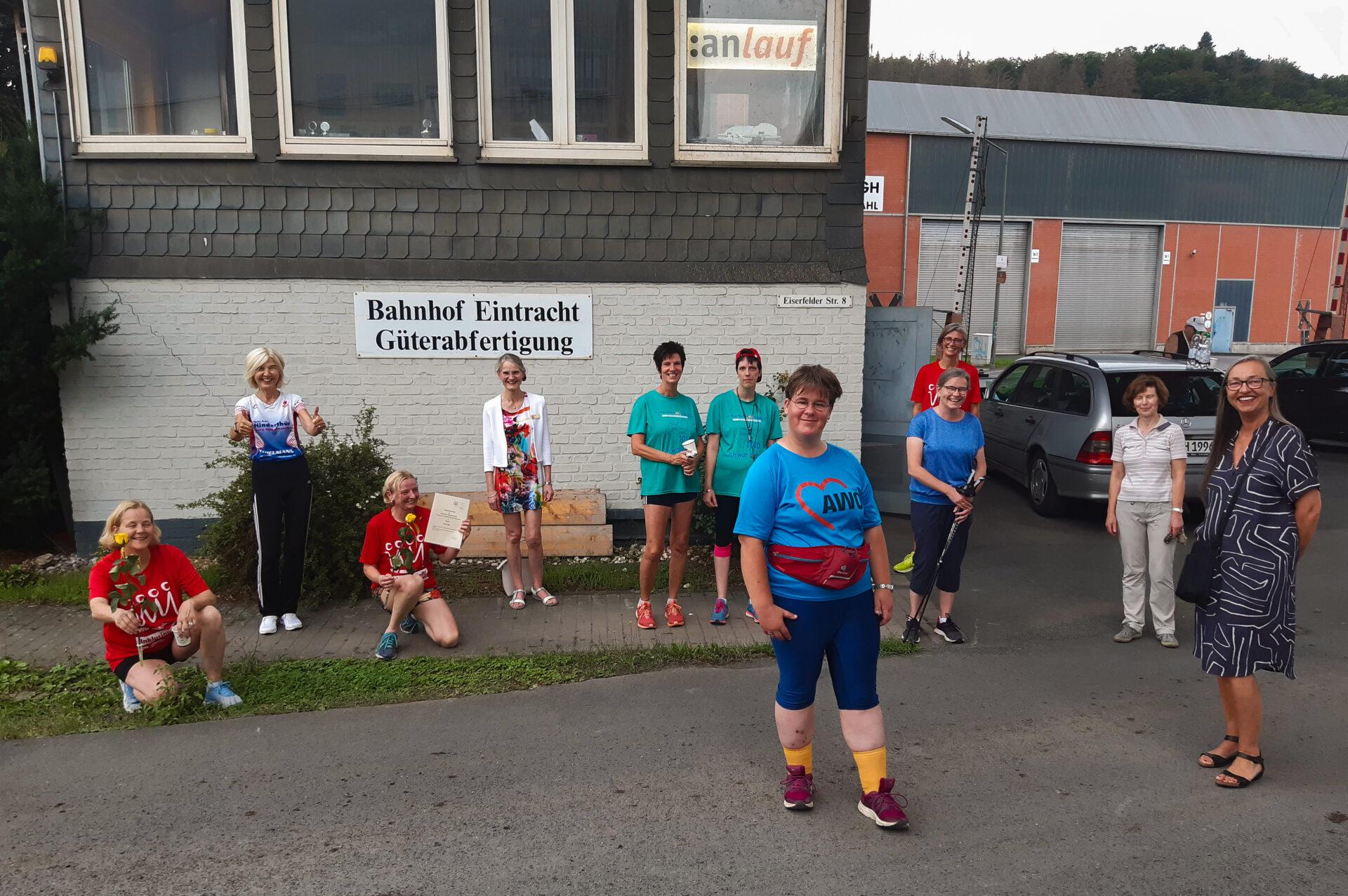 Zonta Club engagiert sich beim Women's Run